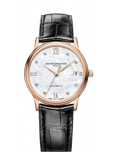 Baume and Mercier Classima Gold
