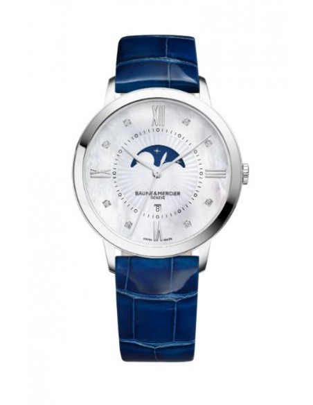 Baume and Mercier Classima Woman Moon Phase