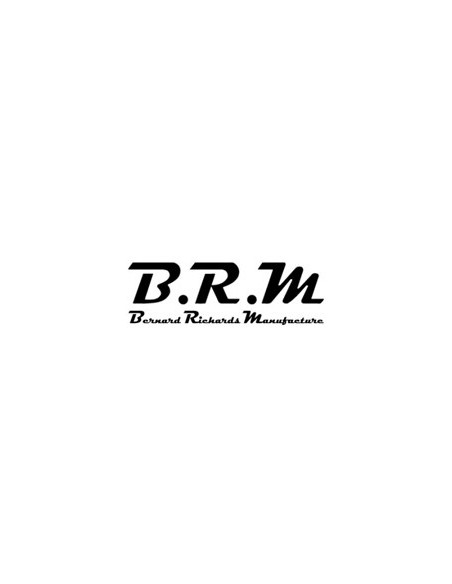 BRM - Bernard Richards Manufacturer