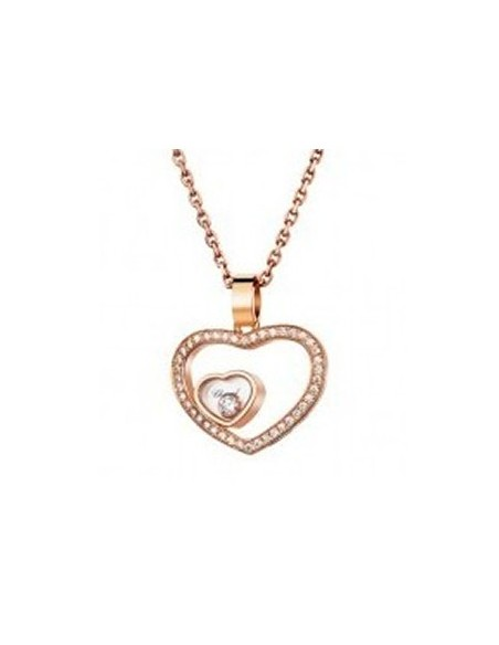 Chopard Jewelry Happy Diamonds Pendant - Happy Heart