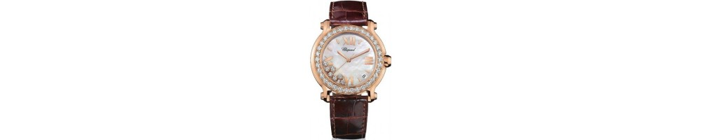 Chopard Happy Sport Happy Round: price watches and jewelry: official agent: Horloger-.com