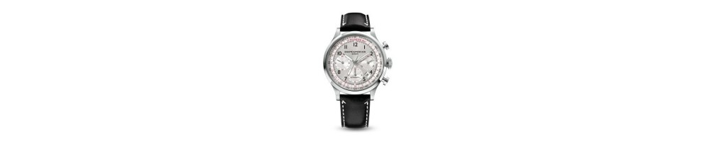 Baume et Mercier Capeland 42 mm - Straps : price watches and jewelry : official agent : Horloger-.com