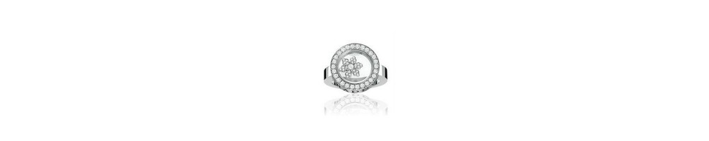 Chopard Jewelry Happy Diamonds - Rings