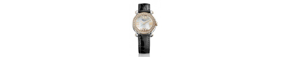 Chopard Happy Sport Mini New Generation : price watches and jewelry : official agent : Horloger-.com