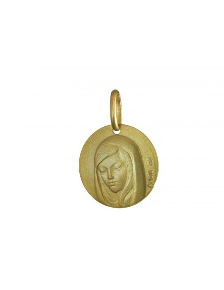 Augis - Virgin Medal - 9 carat collection
