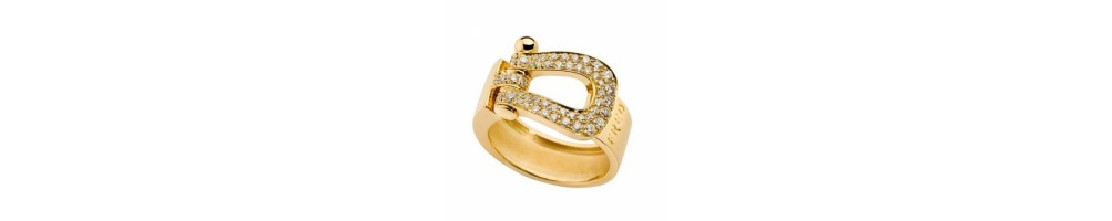 Fred Jewelry - Force 10 Collection - Rings Ribbon
