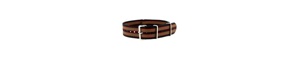 NATO - Straps - Mythical - Shiny Buckle