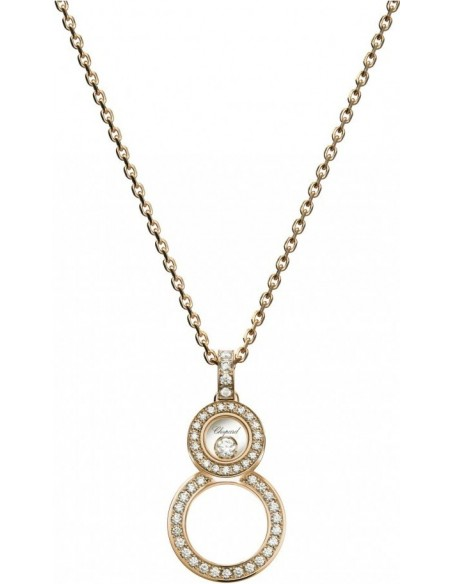 Chopard Joaillerie Happy Diamonds Pendentifs - Happy 8