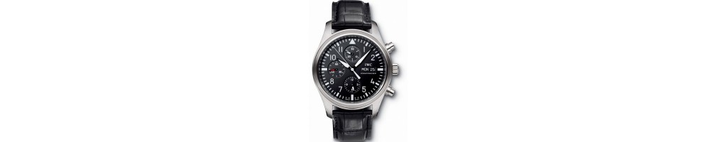 IWC Pilot's Watch - Straps
