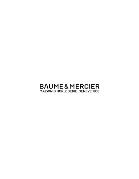 Baume and Mercier - Straps